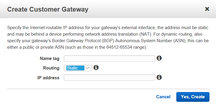 How to setup VPN between Juniper SRX and AWS Cloud - IT