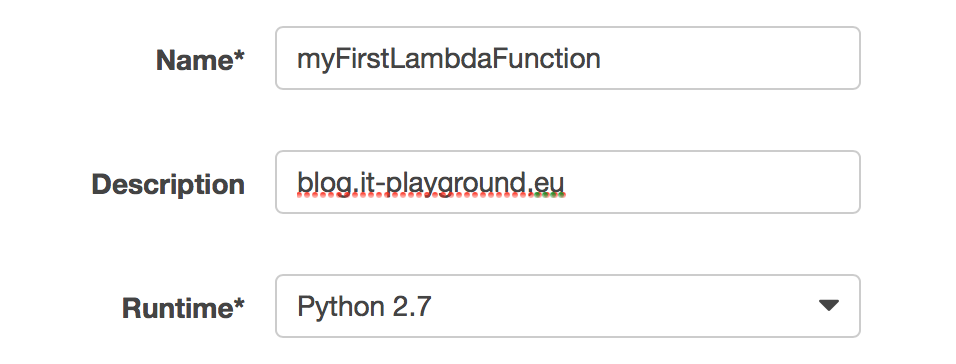AWS Lambda guide part I – Import your Python application to